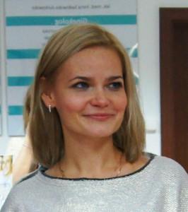 ortodonta Kristina Kovalenko