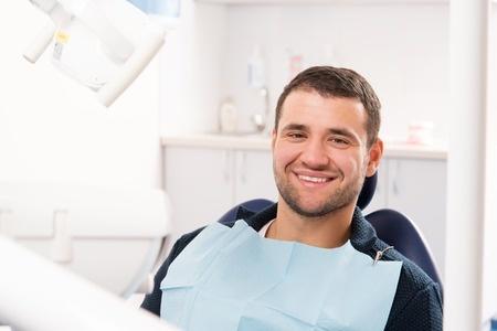 Znieczulenie ogólne stomatolog narkoza dentysta szczesliwy Pacjent